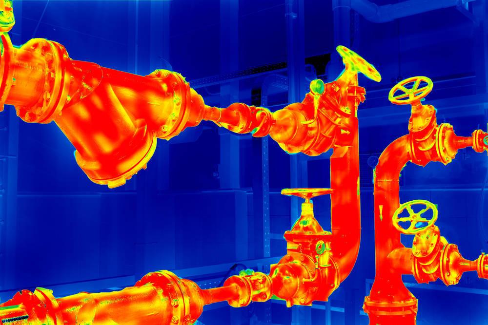 La importancia de las cámaras termográficas