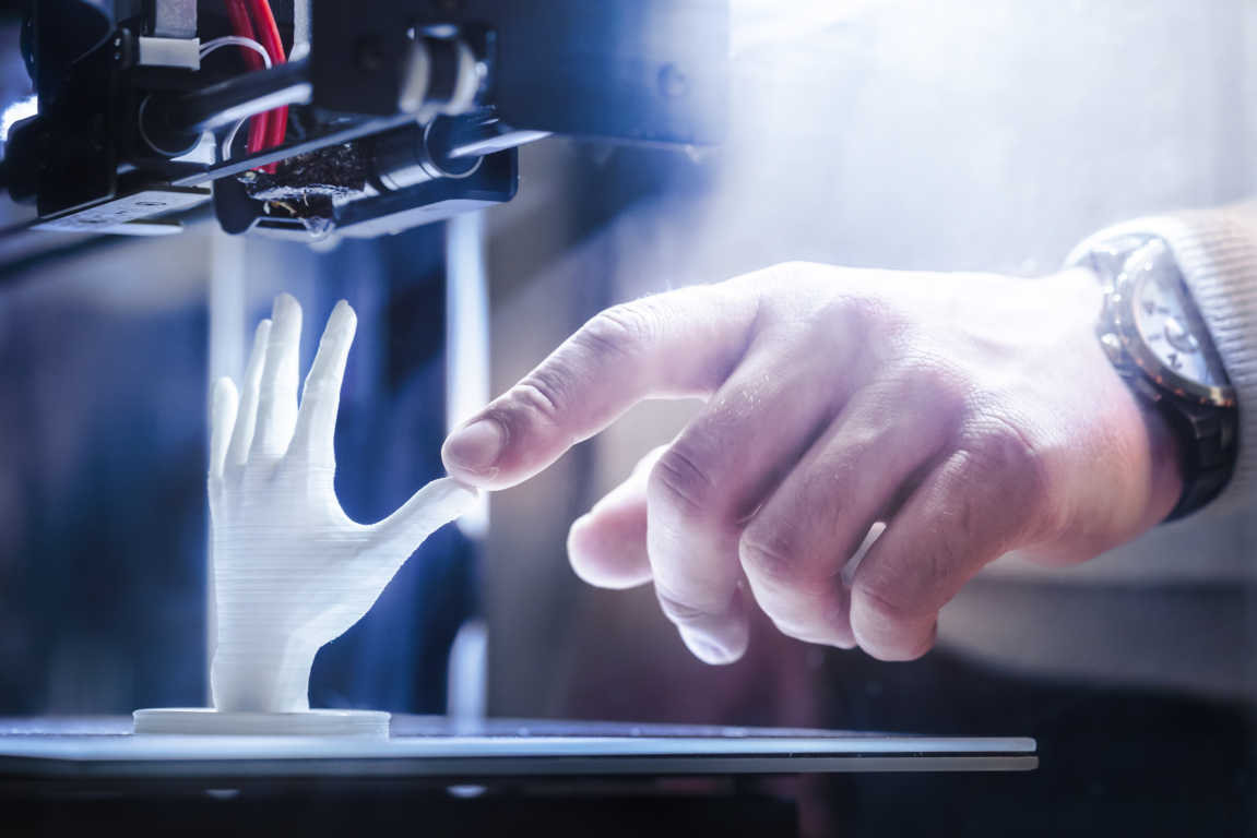Impresoras 3D, adelántate al futuro y hazte con una